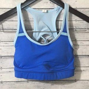 Lululemon Sports Bra Blue Size 2